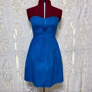 BeBop strapless dress size small in EUC